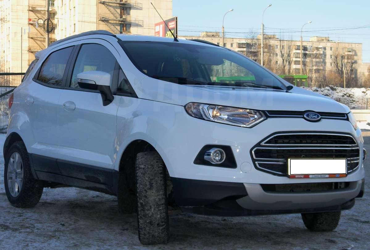 ford ecosport в тюмени