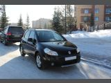 Новосибирск Сузуки SX4 2010