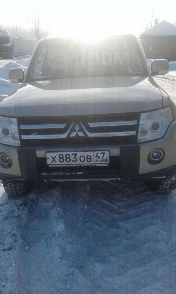 Mitsubishi Pajero, 2008 год, 800 000 руб.