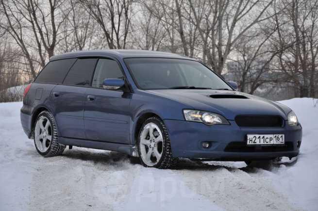 Subaru Legacy, 2004 год, 600 000 руб.
