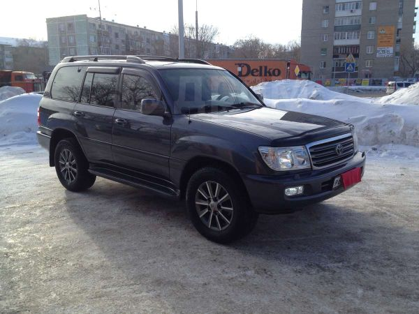 Toyota Land Cruiser, 2003 год, 1 098 000 руб.