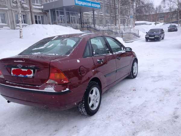 Ford Focus, 2003 год, 176 000 руб.