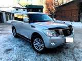 Иркутск Nissan Patrol 2011