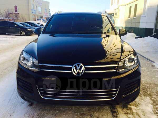 Volkswagen Touareg, 2012 год, 1 800 000 руб.