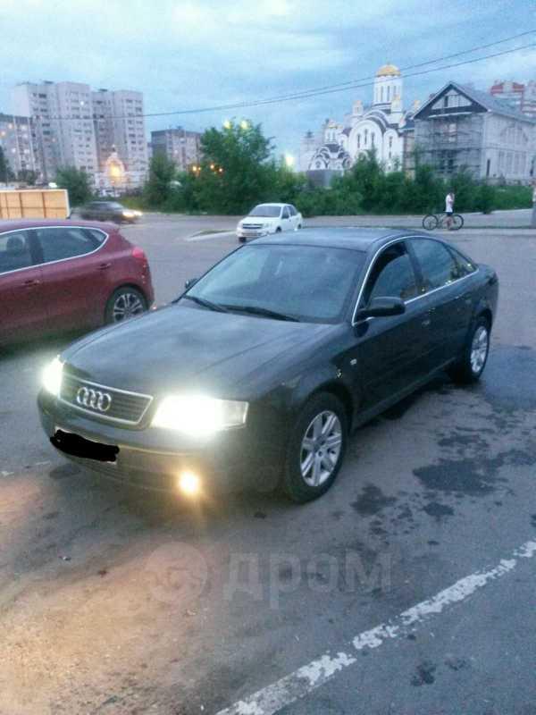 Audi A6, 2001 год, 287 000 руб.