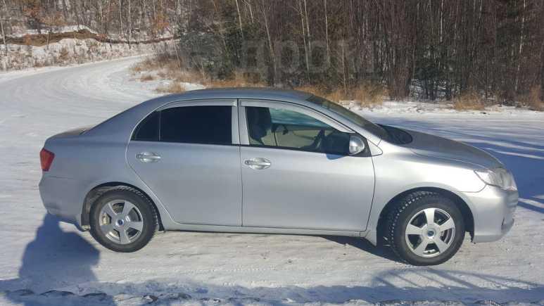 Toyota Corolla Axio, 2007 год, 400 000 руб.