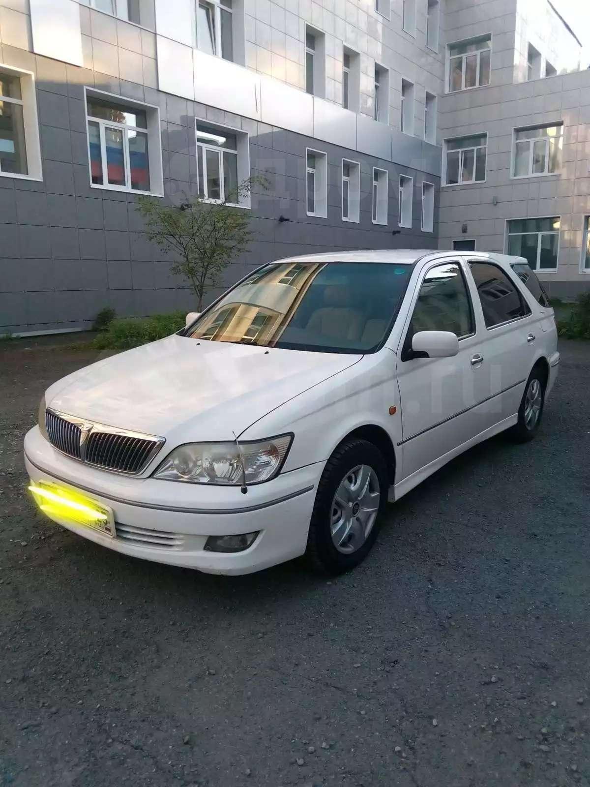 Тойота Виста 2001 год, 2 литра, АКПП, Свердловская область ...