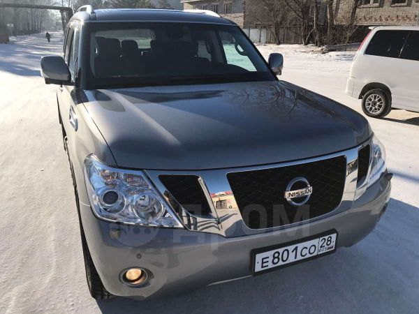 Nissan Patrol, 2012 год, 2 100 000 руб.