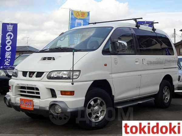 Mitsubishi Delica, 2001 год, 310 000 руб.