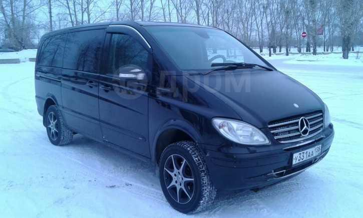 Mercedes-Benz Viano, 2008 год, 1 000 000 руб.