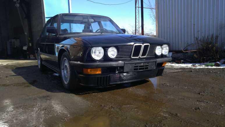 BMW 5-Series, 1983 год, 222 222 руб.