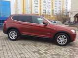 Севастополь BMW X3 2012