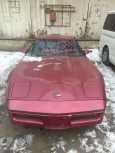 Chevrolet Corvette, 1991 год, 650 000 руб.