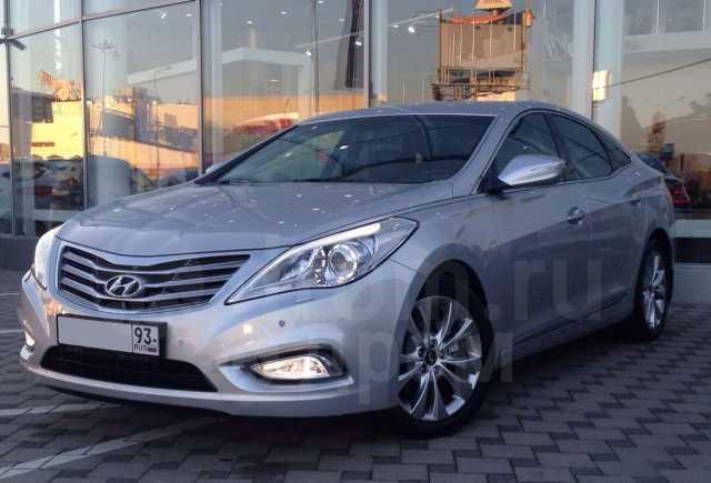 Hyundai Grandeur, 2012 год, 1 067 000 руб.