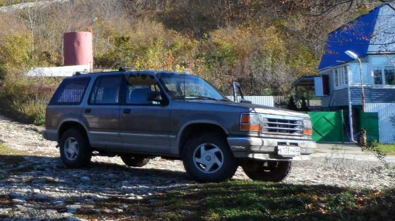 Ford Explorer, 1991 год, 180 000 руб.