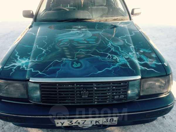 Toyota Crown, 1990 год, 175 000 руб.