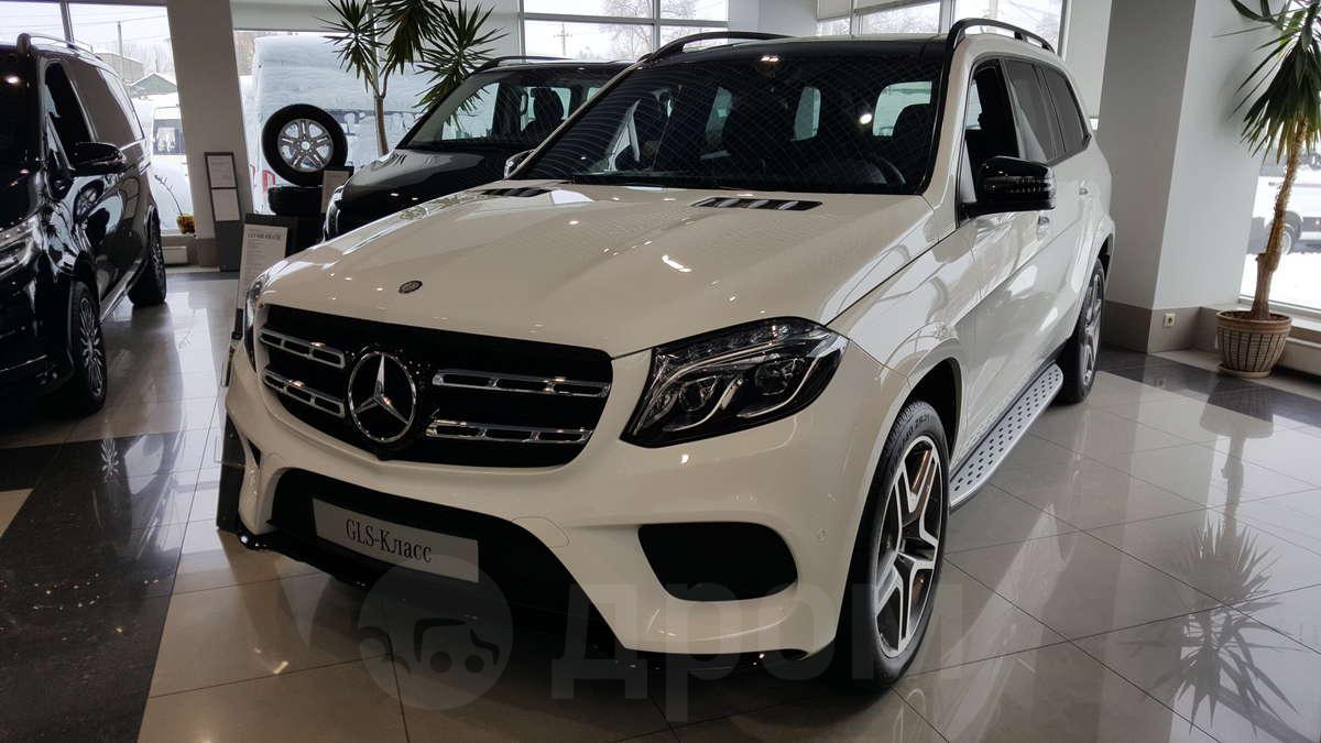 MercedesBenz GLSClass 2016 350d 249 лс 4WD AT Особая