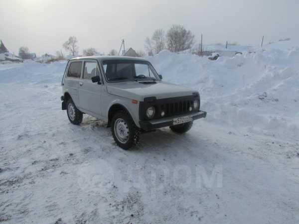 Лада 4x4 2121 Нива, 1992 год, 95 000 руб.
