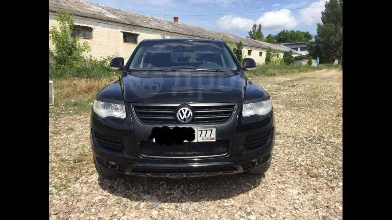 Volkswagen Touareg, 2009 год, 850 000 руб.