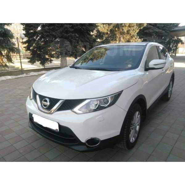 Nissan Qashqai, 2016 год, 1 300 000 руб.