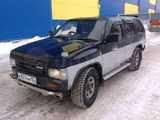 Новосибирск Террано 1992