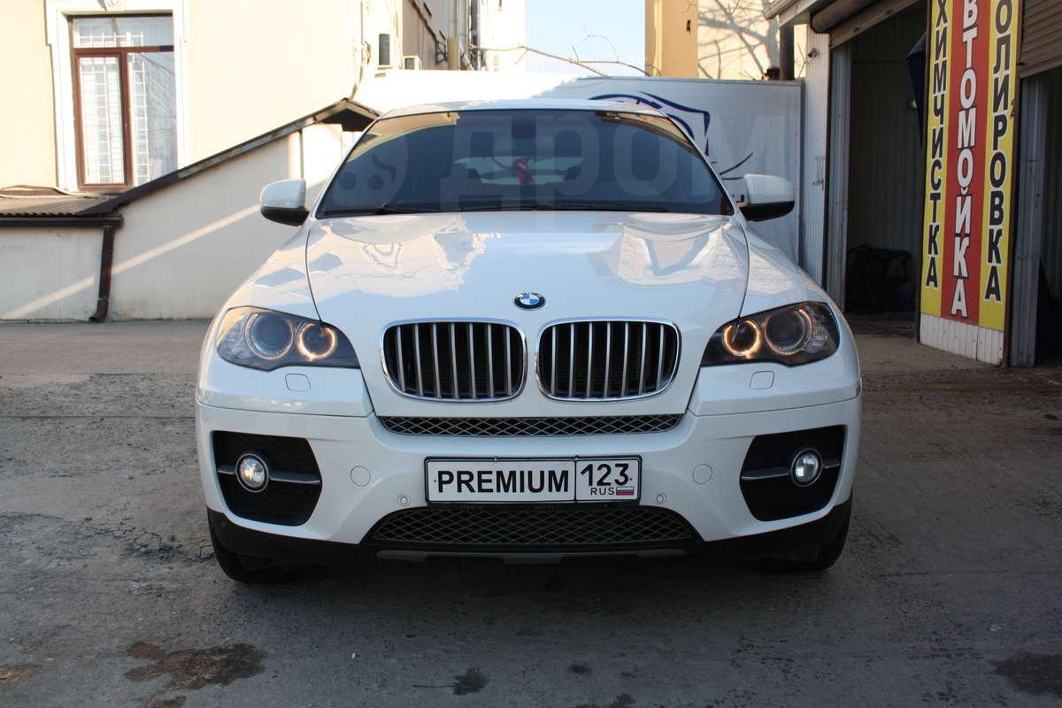 x6 bmw литр