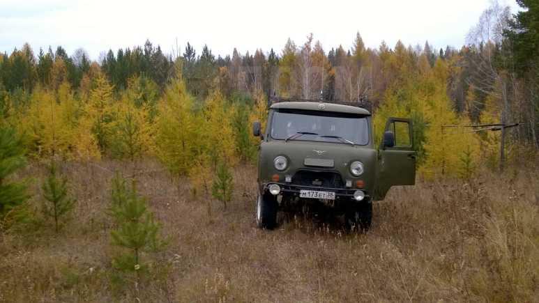 УАЗ Буханка, 1989 год, 185 000 руб.