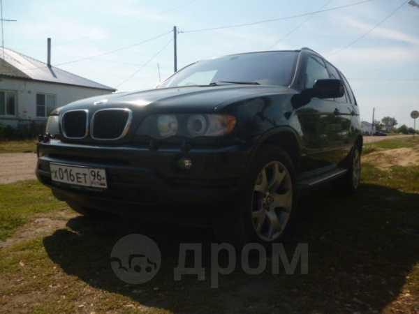 BMW X5, 2003 год, 585 000 руб.