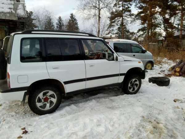Suzuki Escudo, 1994 год, 145 000 руб.
