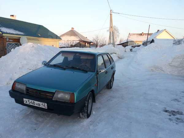 Лада 2109, 1999 год, 32 000 руб.