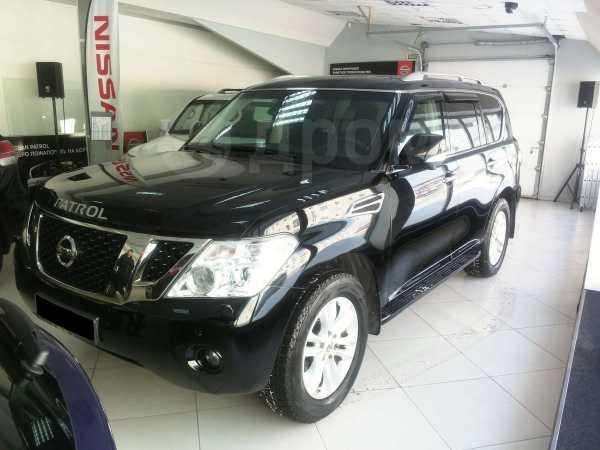 Nissan Patrol, 2012 год, 2 300 000 руб.