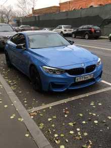 Москва BMW M4 2015