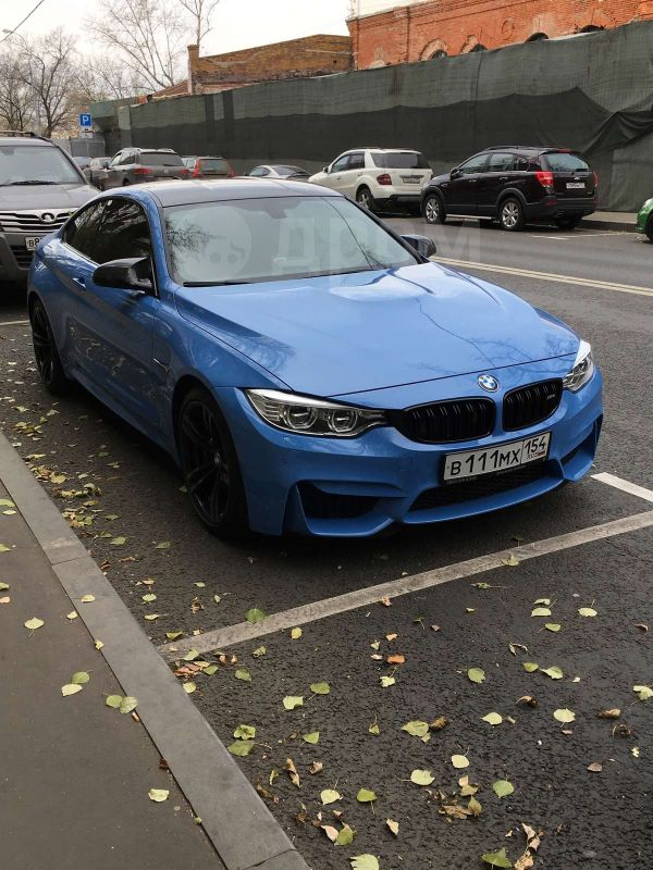BMW M4, 2015 год, 3 400 000 руб.