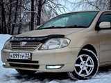 Барнаул Тойота Аллекс 2002