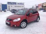 Барнаул Сузуки SX4 2008