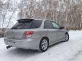 Красноярск Импреза 2006