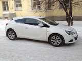 Екатеринбург Астра GTC 2012