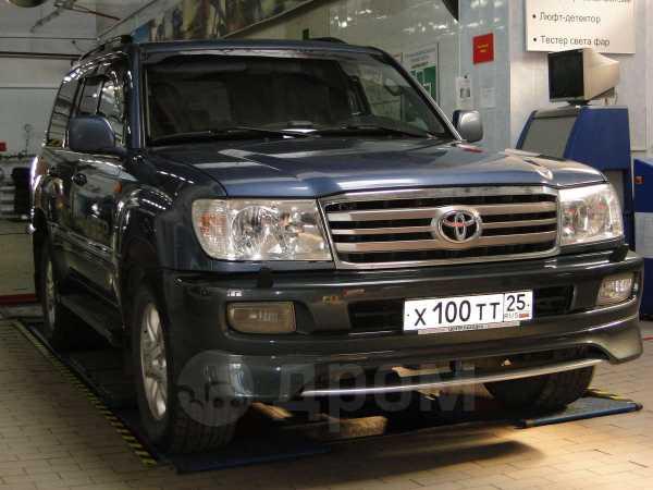 Toyota Land Cruiser, 2005 год, 1 690 000 руб.