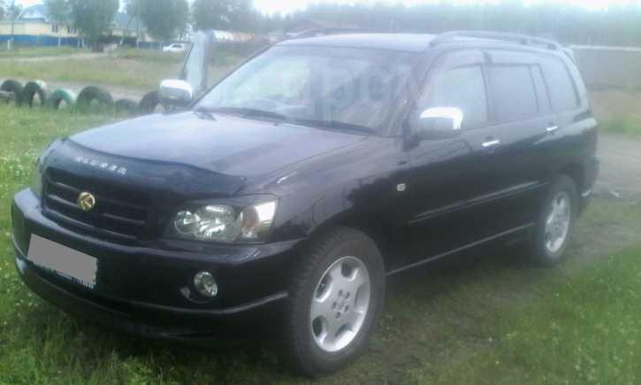 Toyota Kluger V, 2001 год, 760 000 руб.