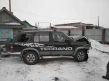 Борзя Terrano 1996