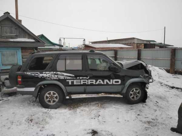 Nissan Terrano, 1996 год, 120 000 руб.
