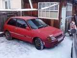 Зима Старлет 1991