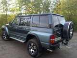Усинск Nissan Patrol 1995