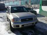 Елизово Патфайндер 2000