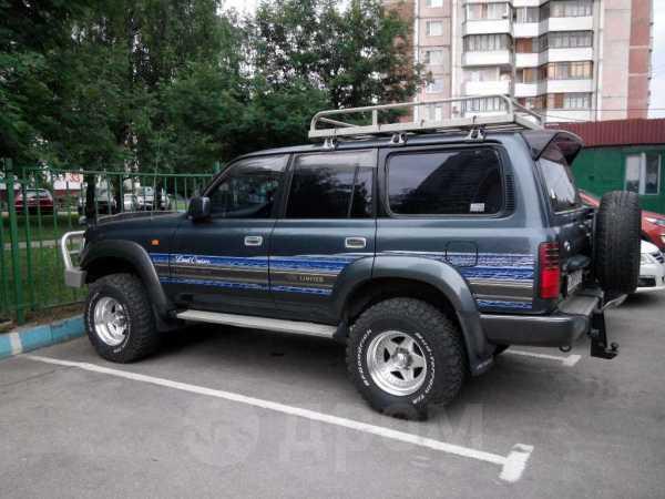 Toyota Land Cruiser, 1991 год, 1 200 000 руб.