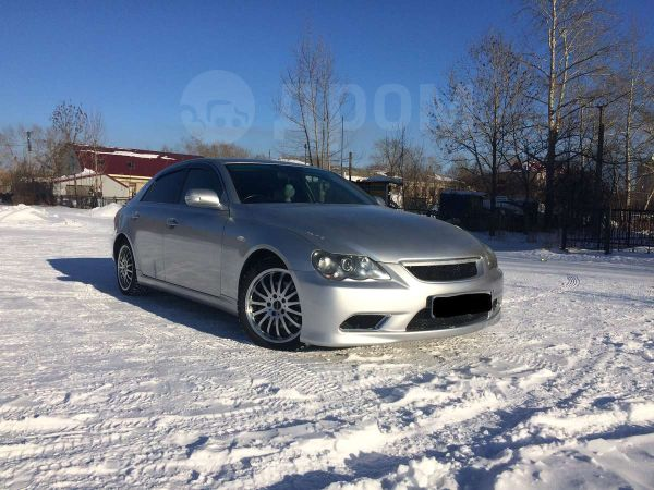 Toyota Mark X, 2006 год, 640 000 руб.