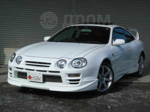 Toyota Celica, 1998 год, 185 000 руб.