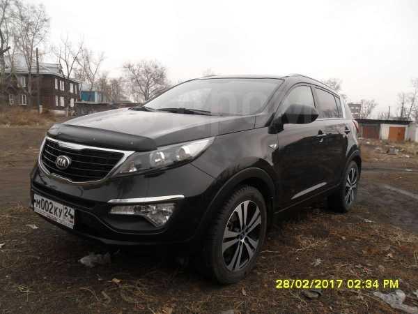 Kia Sportage, 2014 год, 1 030 000 руб.