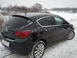 Иркутск Opel Astra 2012