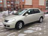 Новосибирск Ниссан Тиида 2009